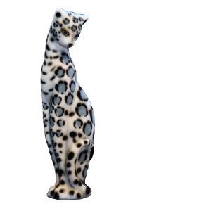 Керамическая копилка кошки Багира