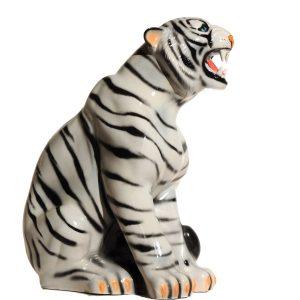 Белый тигр глянец