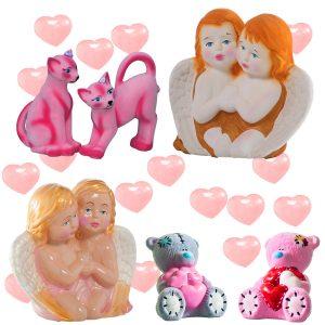 Подарки из Керамики на День Валентина