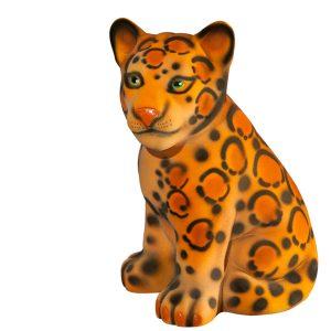 Керамическая Копилка Детеныш Леопарда флок