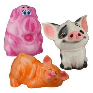 Керамические Копилки Свинок