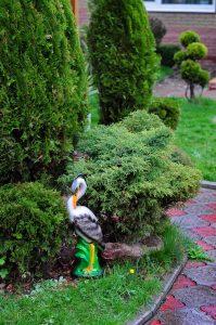 Садовый Сувенир Цапля
