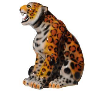Керамический Леопард глянцевый