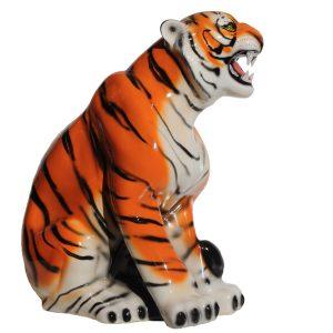 Тигр(Б) рыжий глянец