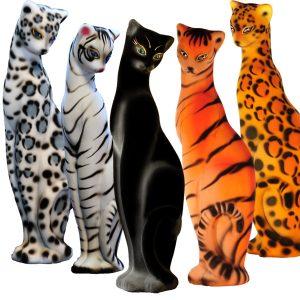 Керамические копилки кошек Багира