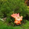 Садовая фигура Гном большой