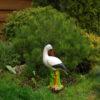 Садовый Аист фигура