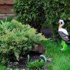 Цапля Фигурка для сада