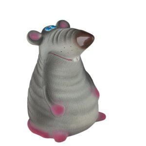 Скарбничка пацюк Доцент сірий флок